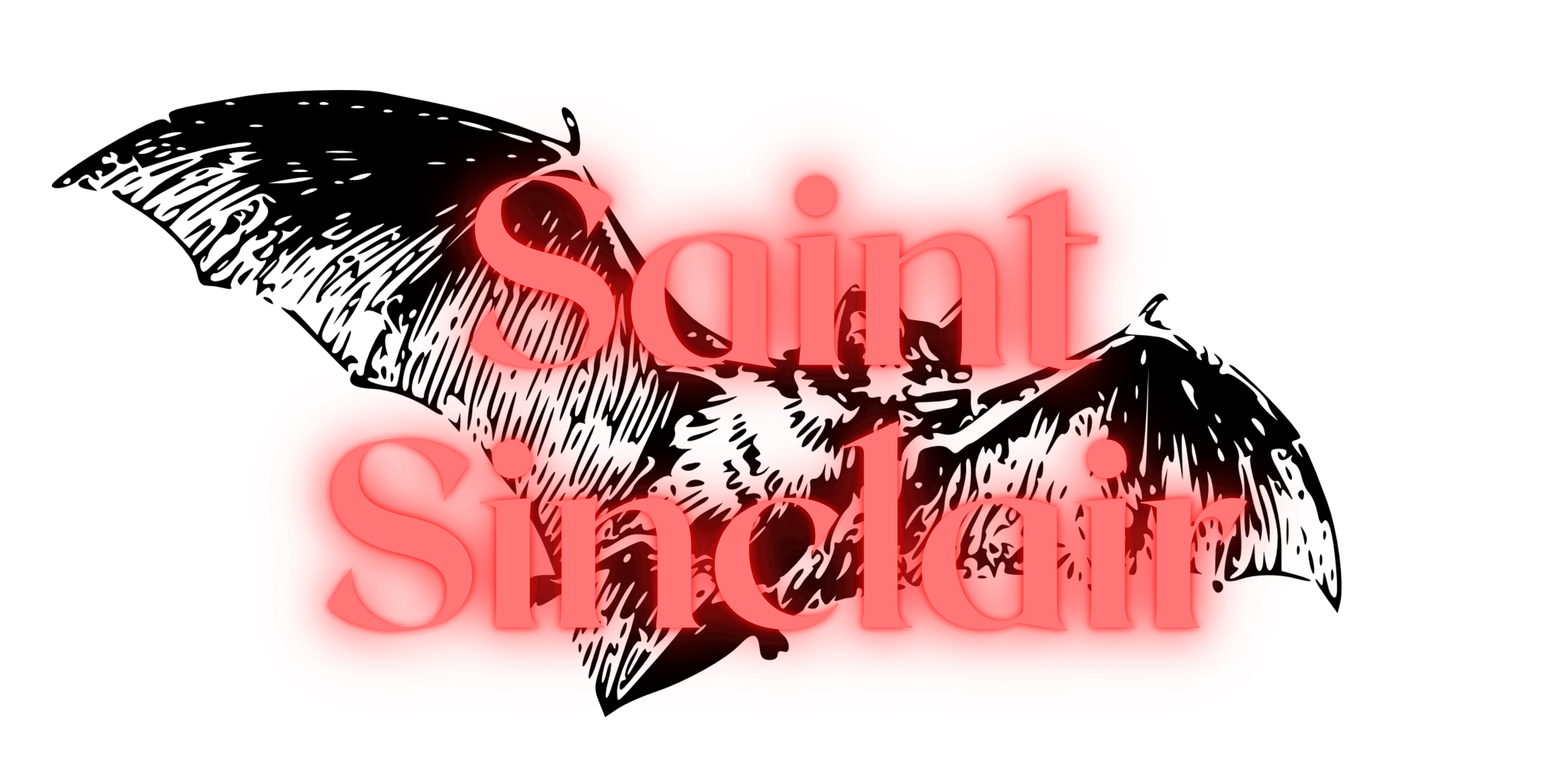Saint Sinclair bat sketch