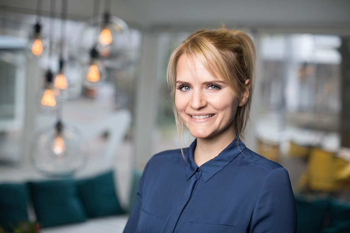 Suska Dreesbach, co-founder of Volunteer Vision.