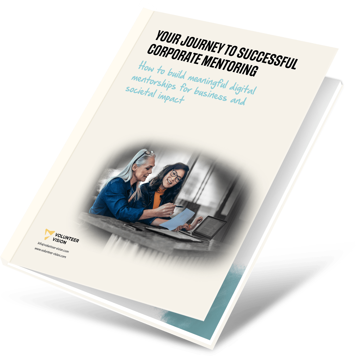 YOUR JOURNEY TO SUCCESSFUL CORPORATE MENTORING