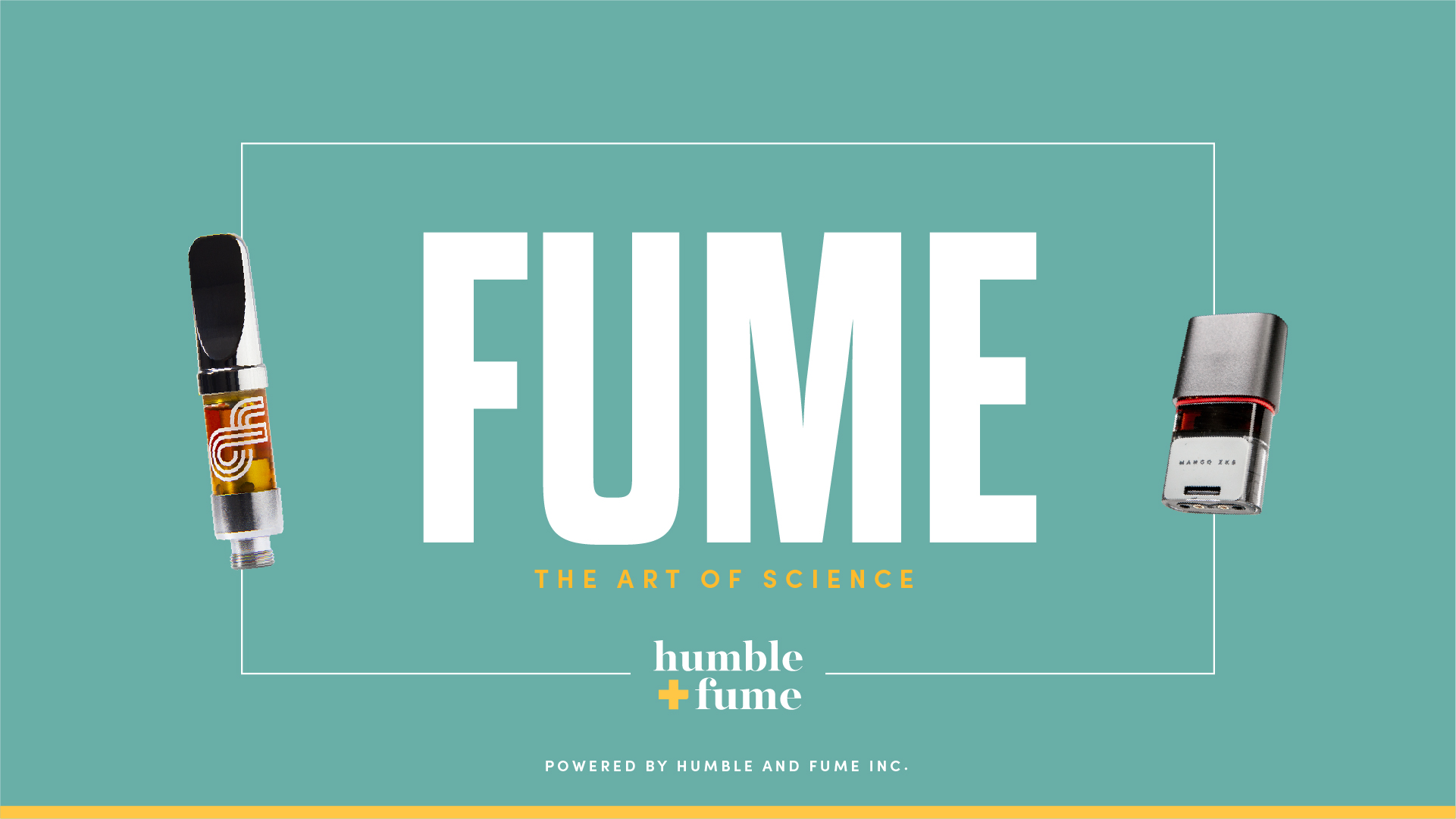 Humble & Fume Launches FUME, a Cannabis Extracts Brand Delivering a Pure and Flavorful Cannabis Experience