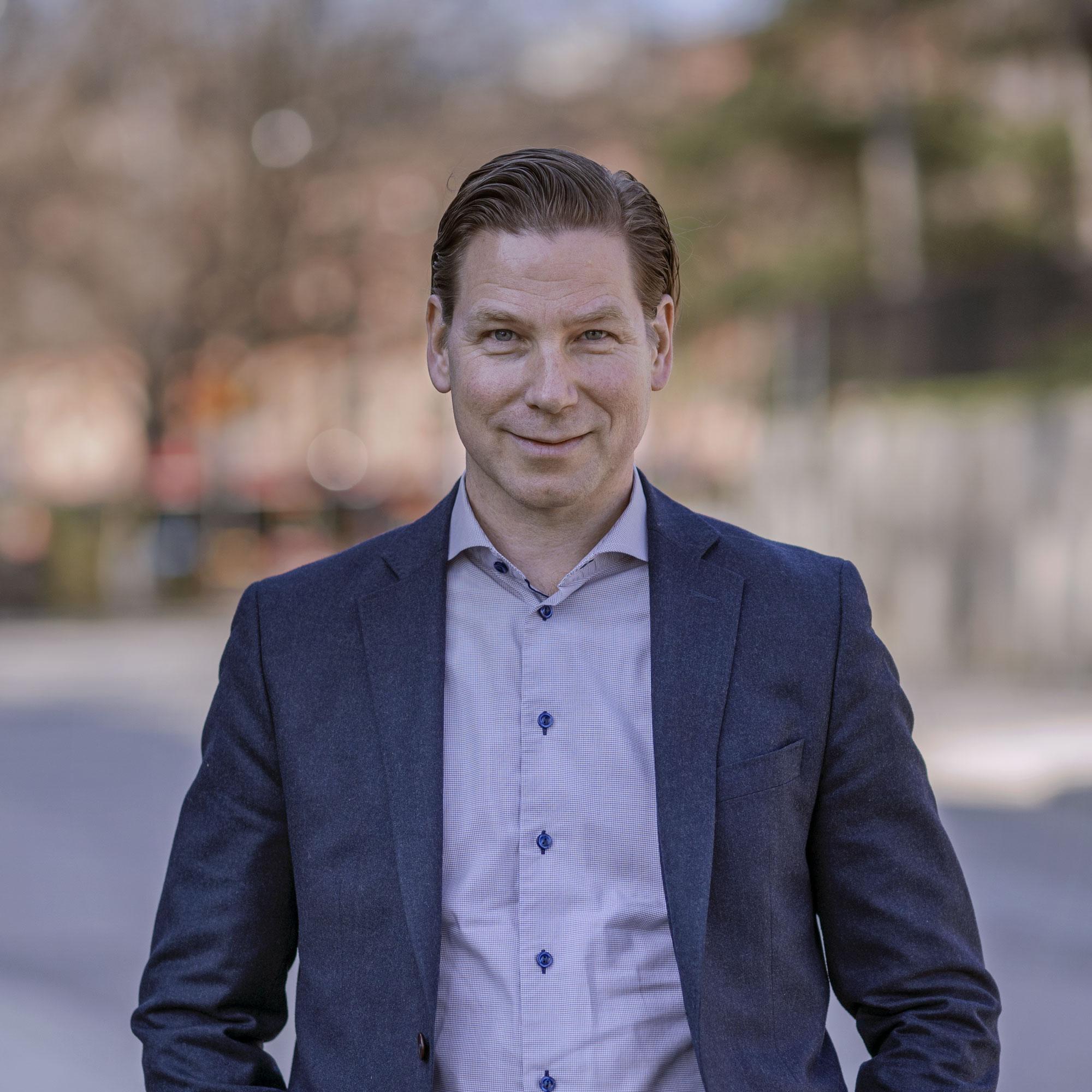 Magnus Silfverberg