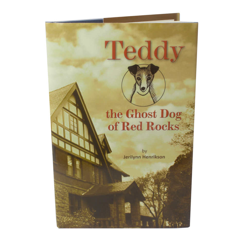 Teddy the Ghost Dog of Red Rocks