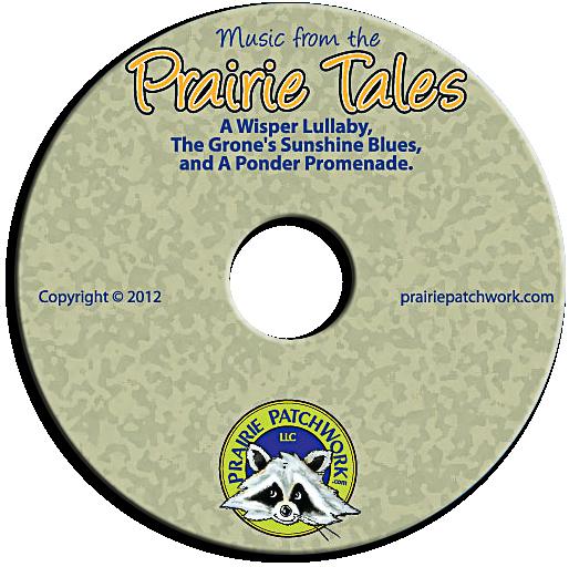 Prairie Tales CD