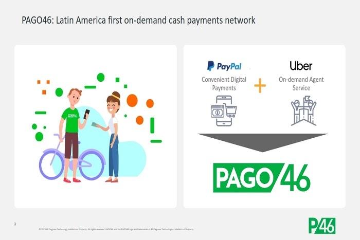 Pagar gastos sin intermediarios con PAGO46
