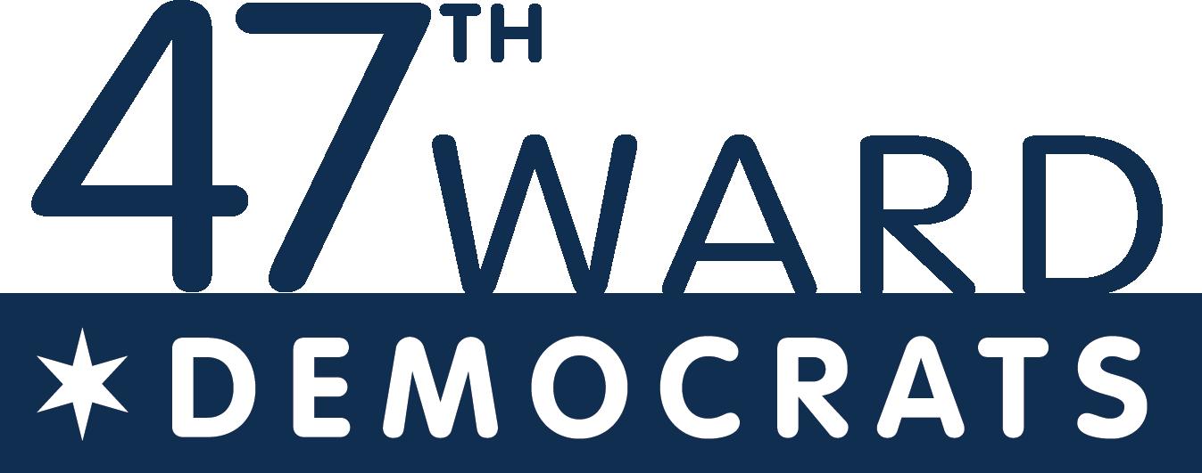 logo for the 47th Ward Democrats
