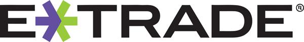 The logo of broker ETrade