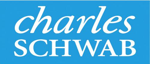 The logo of Charles Schwab