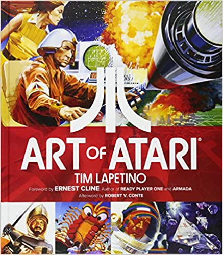 Books For Gaming Enthusiasts - Art of Atari