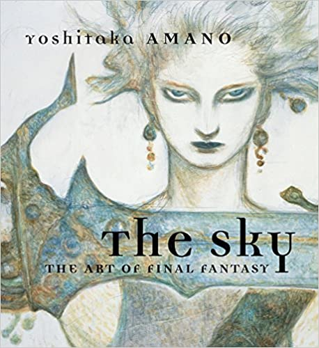 The Sky: The Art of Final Fantasy Slipcased Edition - Books For Gaming Enthusiasts
