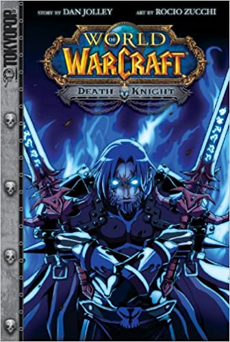 Warcraft: Death Knight Graphic Novel , Books For Gaming Enthusiasts