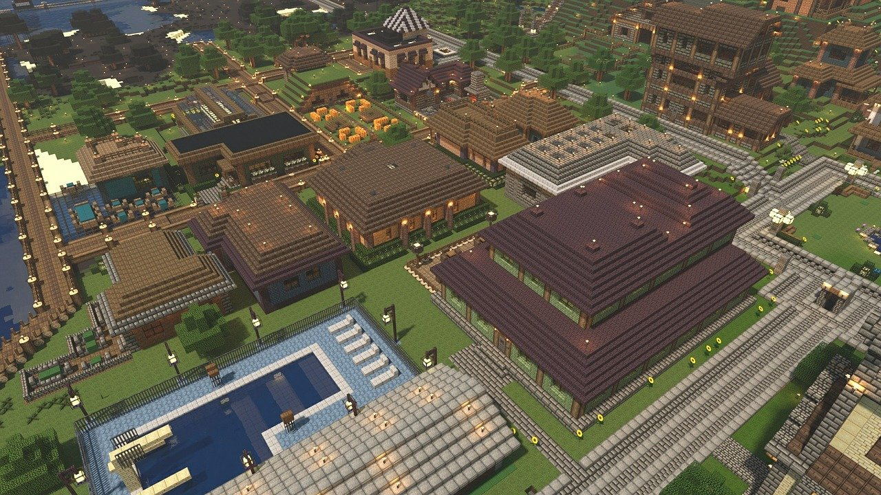 minecraft meeting arena - attend Events and conferences