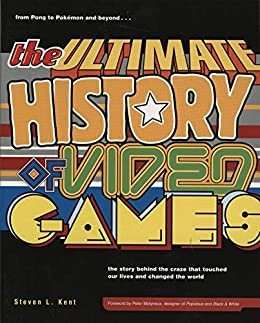 Books For Gaming Enthusiasts: The Ultimate History of Video Games: From Pong to Pokemon