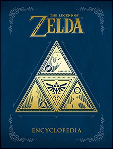 The Legend of Zelda Encyclopedia, Books For Gaming Enthusiasts