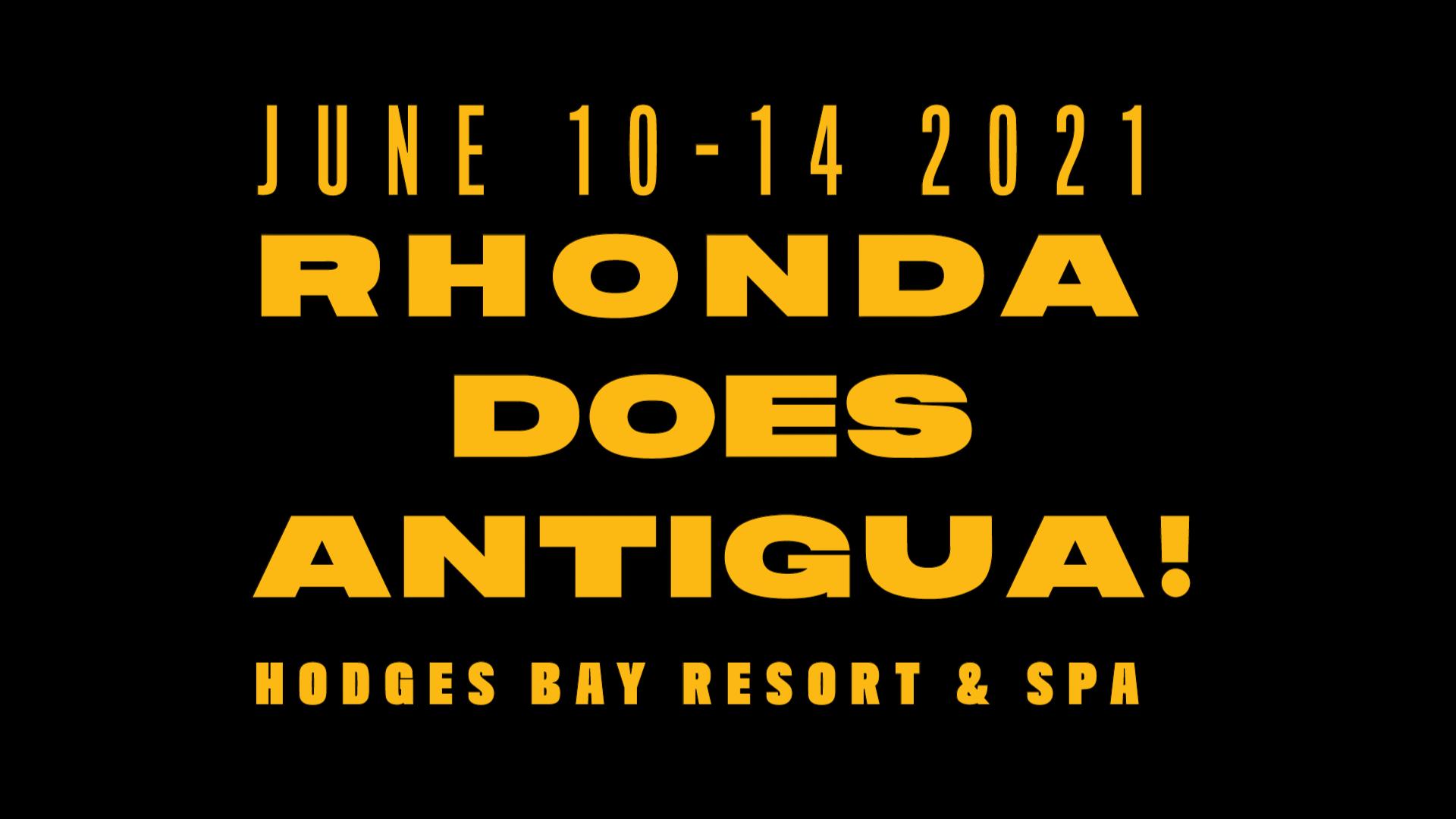 Rhonda Antigua Wide