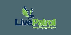 live patrol logo