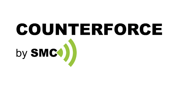 counterforce by SMC logo