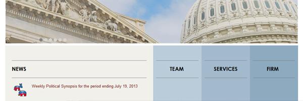 Lobbying Website
