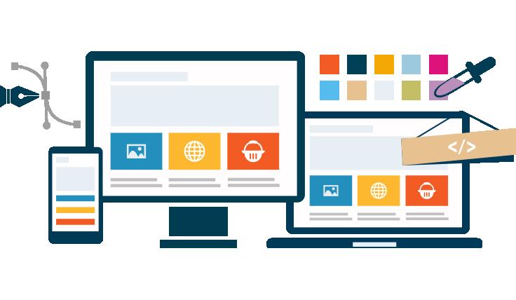 Corporate Web Developer - For Hire