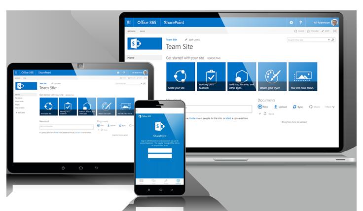 Corporate Web Developer - Responsive Design