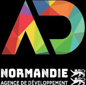 Normandie Agence de developpement Logo