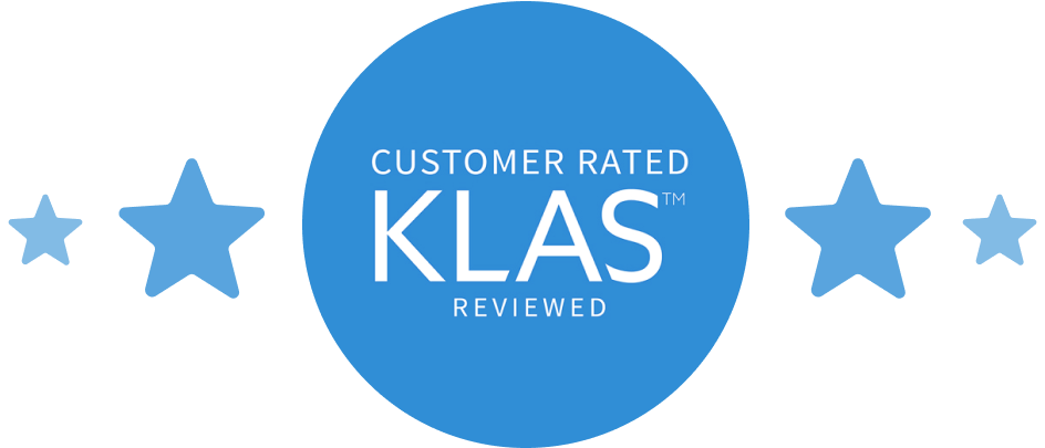 Secure Texting with KLAS Reviewed Support