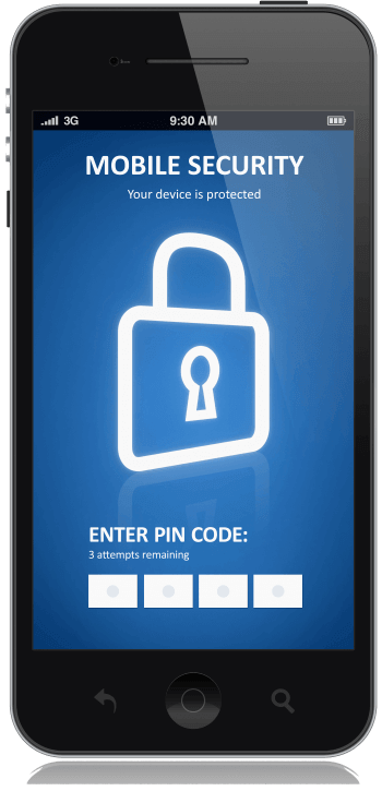 mobile device encryption for healthcare