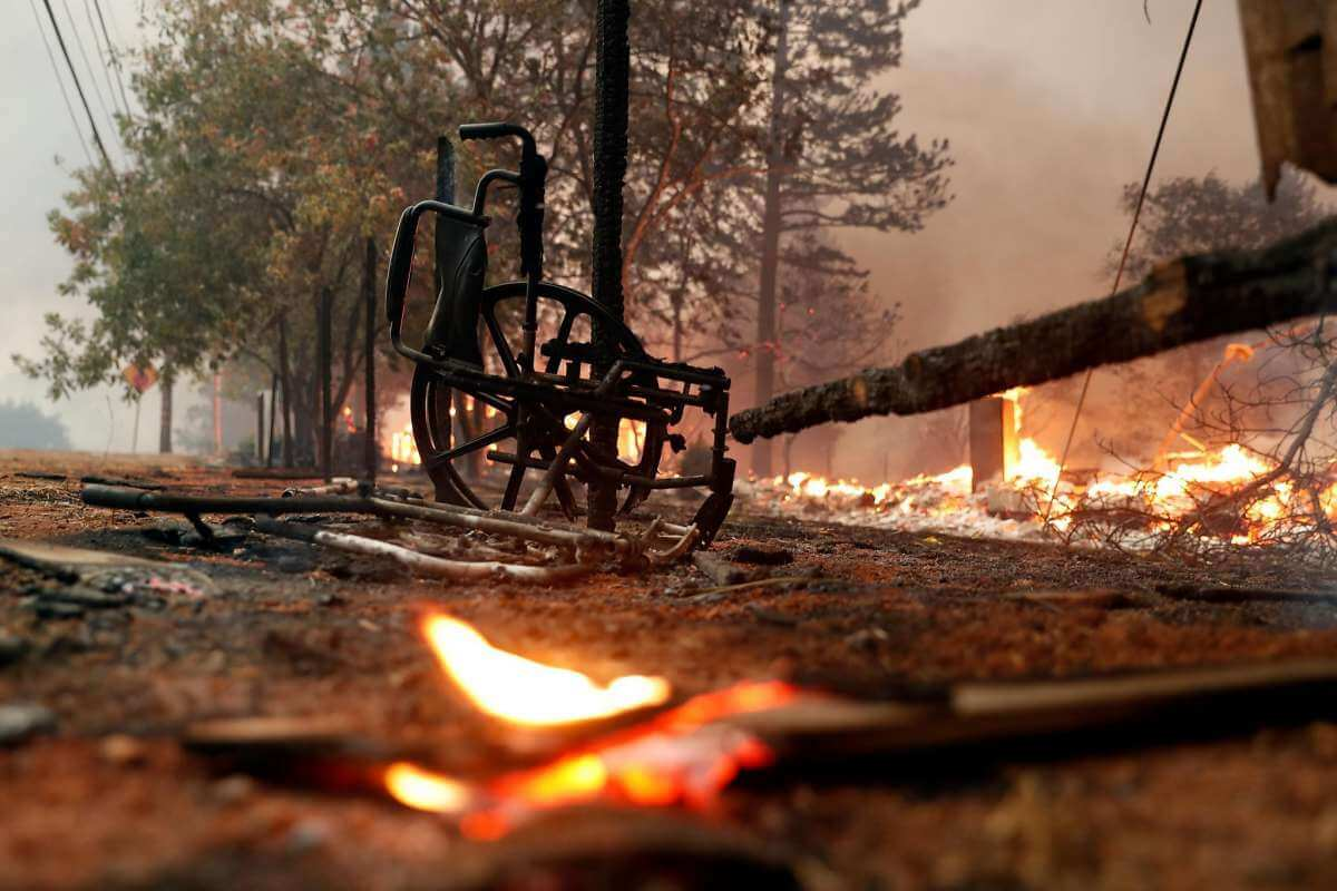 California Wildfires - What Can We Do Now?