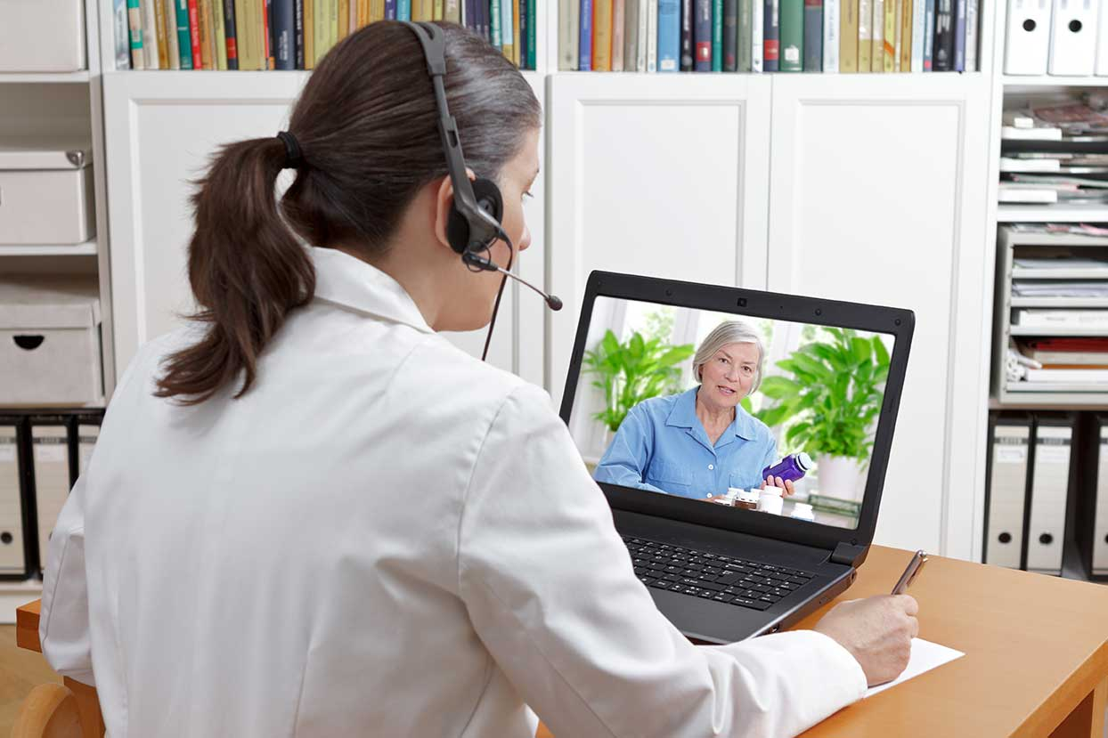 How Telehealth can Increase Patient Engagement in Post-Acute Settings