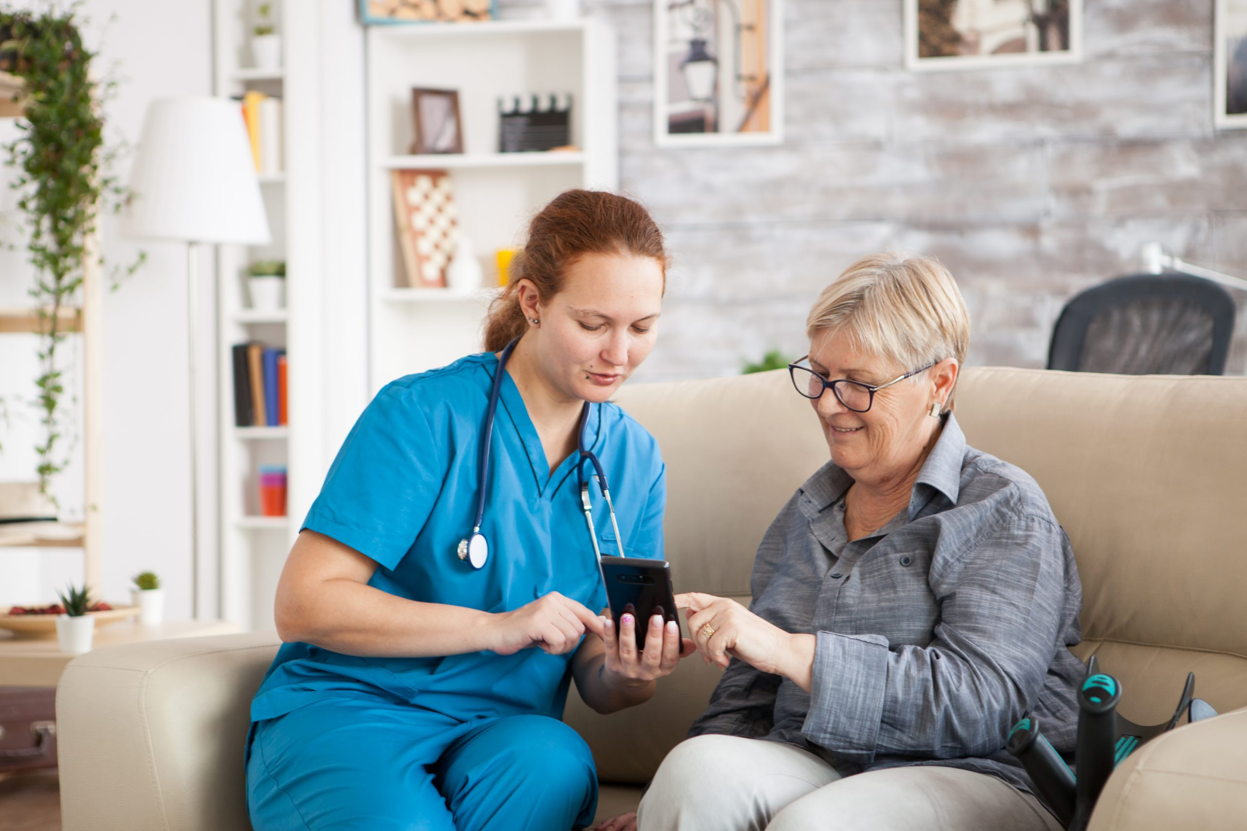 Electronic Visit Verification for Home Health