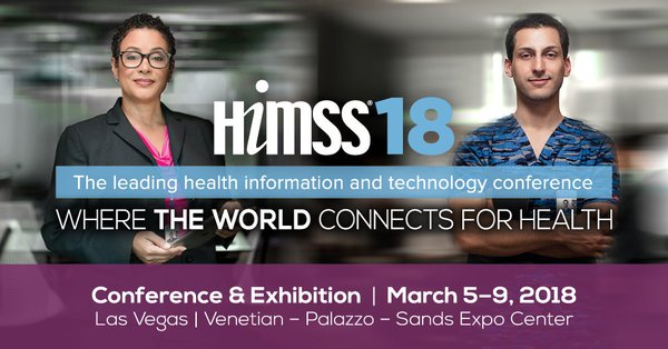 10 Reasons to Visit QliqSOFT at HIMSS 2018 in Vegas