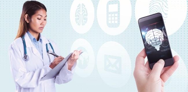 secure texting for smartphones enhance patient doctor relationships