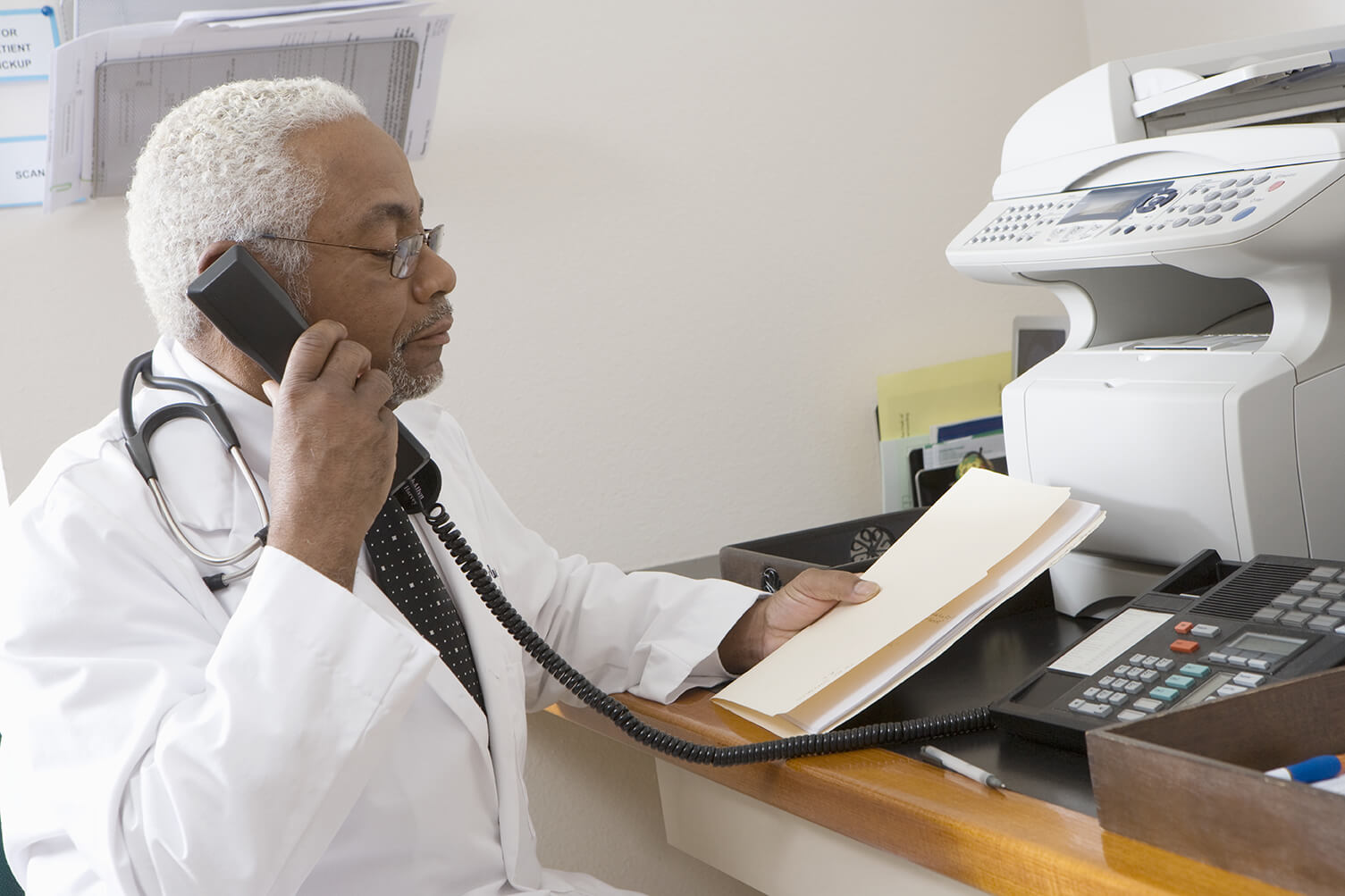 Don't Let Faxing Disrupt Your Healthcare Workflow