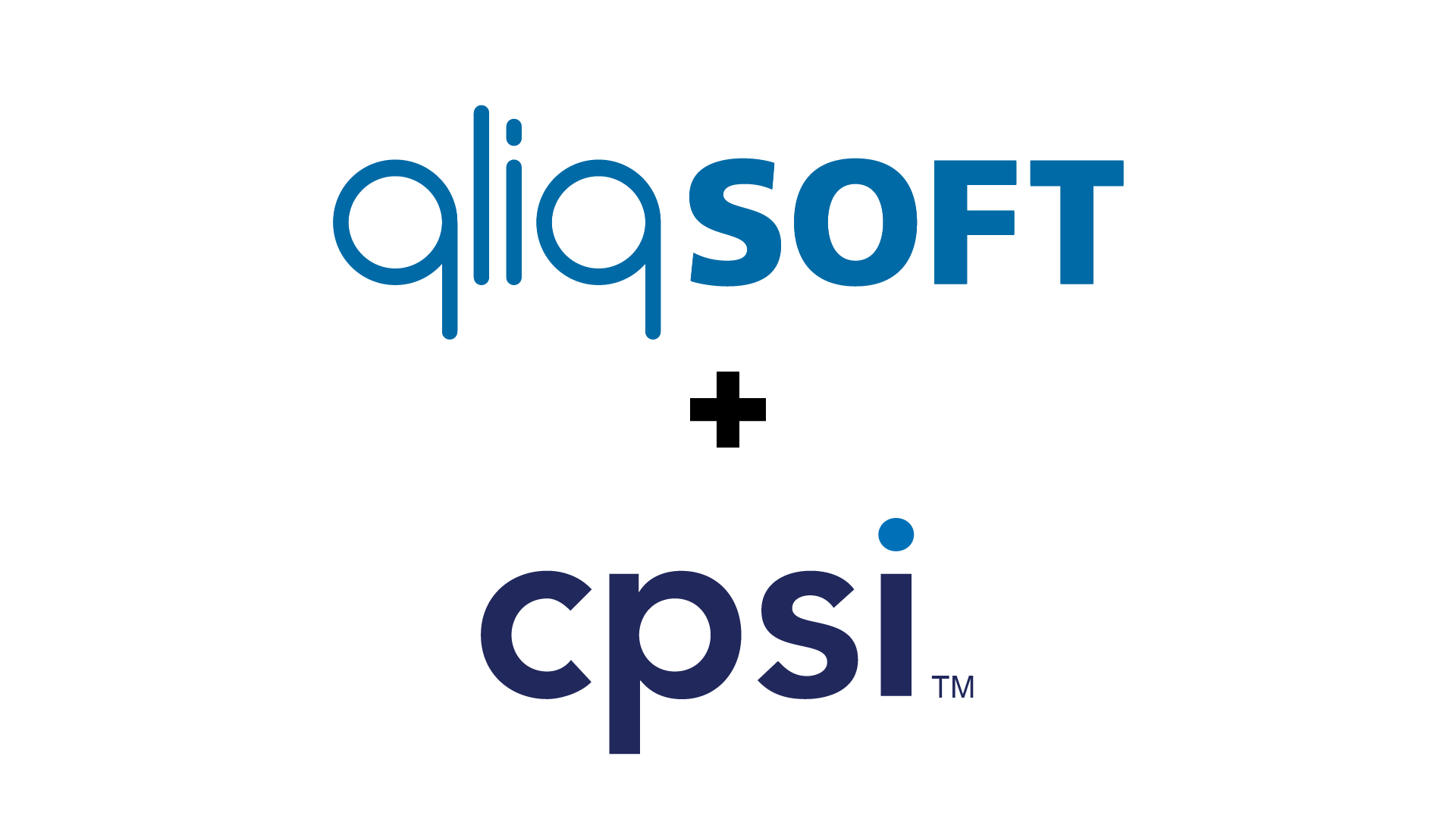 QliqSOFT AND CPSI ANNOUNCE PARTNERSHIP TO PROVIDE CPSI CUSTOMERS WITH COVID-19 VACCINATION ASSISTANCE