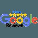 Siegel 5 Sterne Bewertung Google