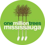 One Million Trees Mississauga Logo