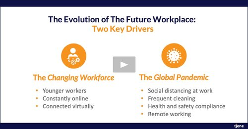 Reimagining the Workplace: Laying the Foundation for the Future