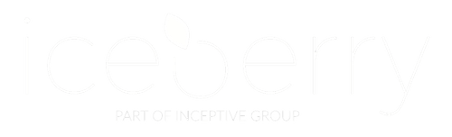 Iceberry company logo