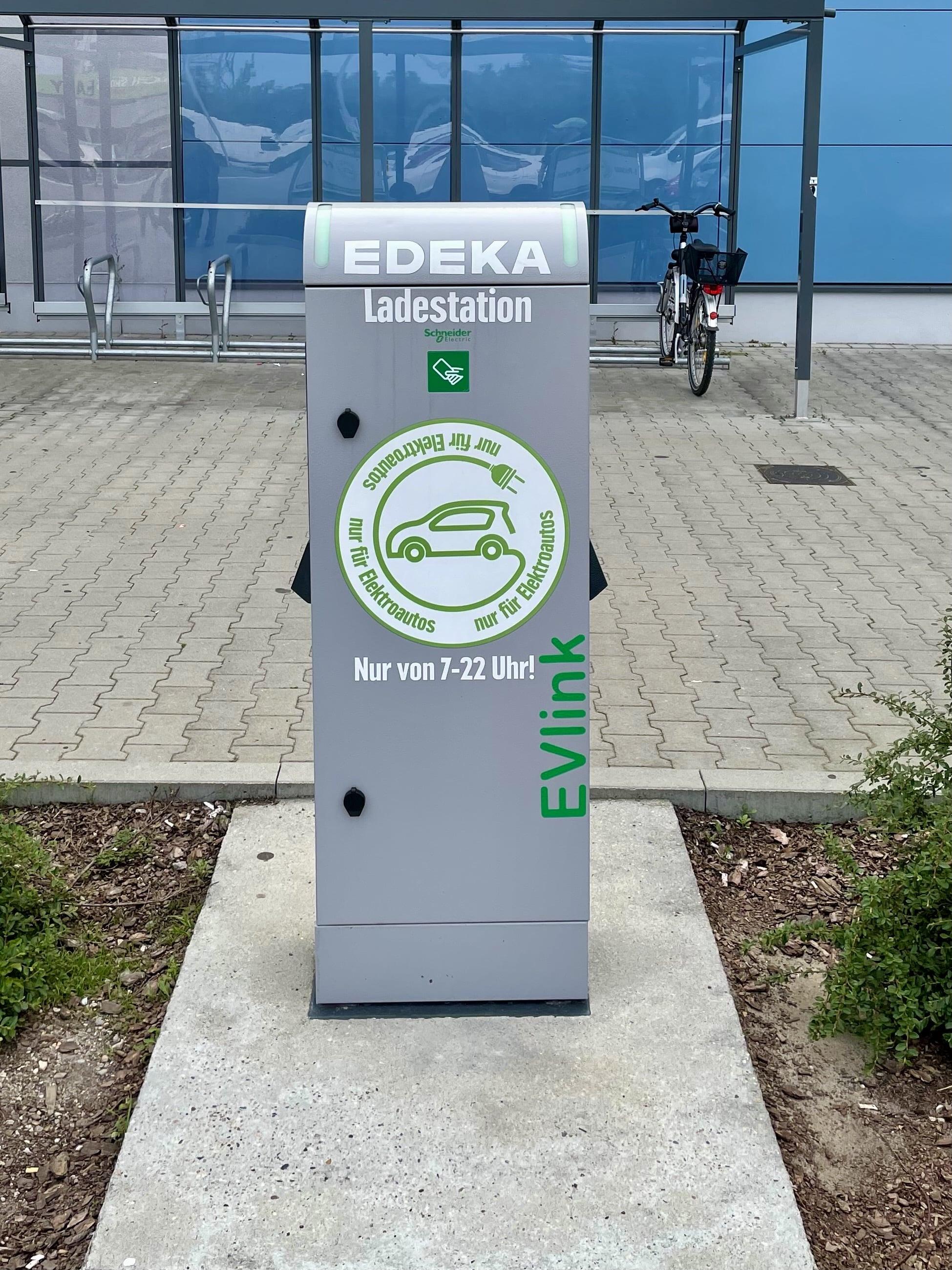 Ladesäule für E-Mobilität