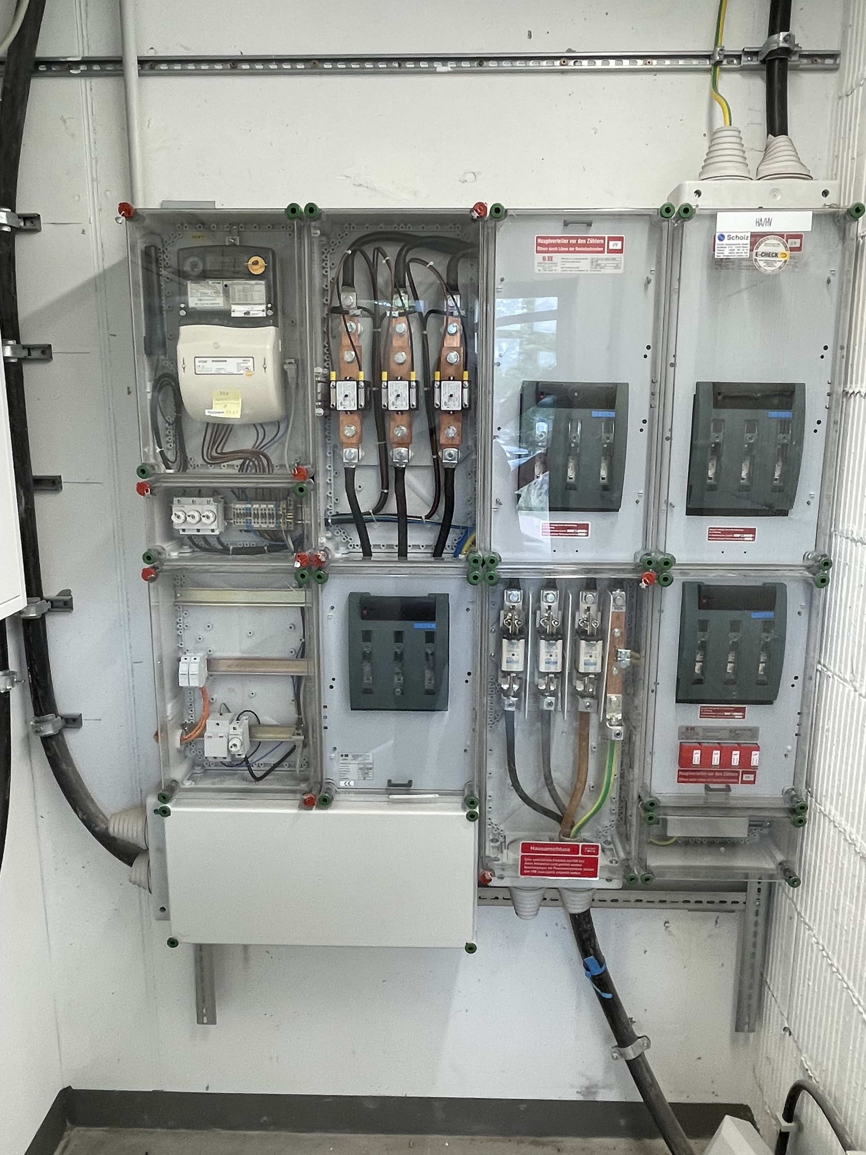 Montage und Installton von Elektrogeräten