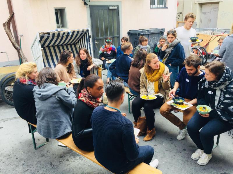 Happy Birthday, Kollektiv Flucht & Integration Zürich!