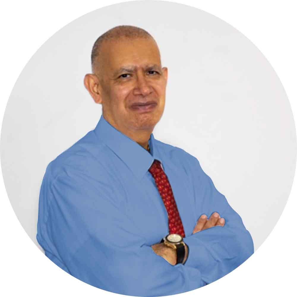 Jorge I. Sánchez Hinojosa, director juridico y de litigio LIFS