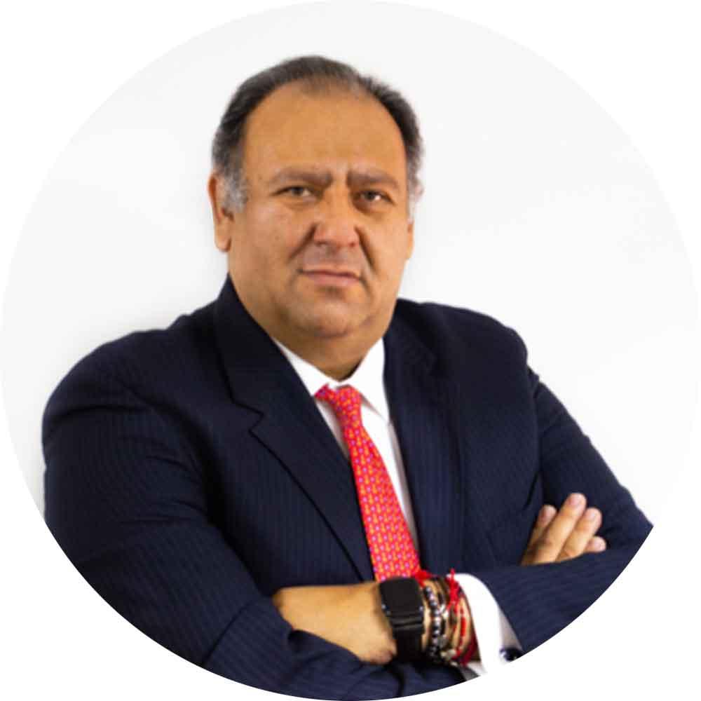 Jorge Ricardo García Villalobos Haddad, socio fundador de LIFS