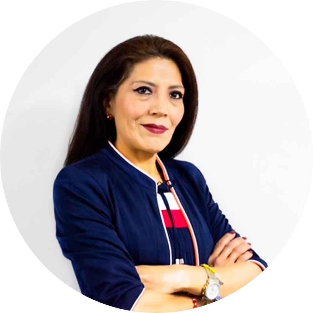 María de Lourdes Rodriguez Directora de operaciones en LIFS