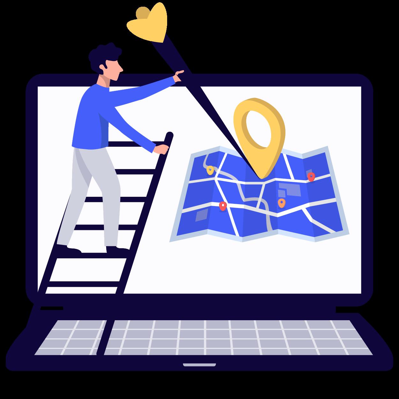 Outil de cartographie participative en ligne