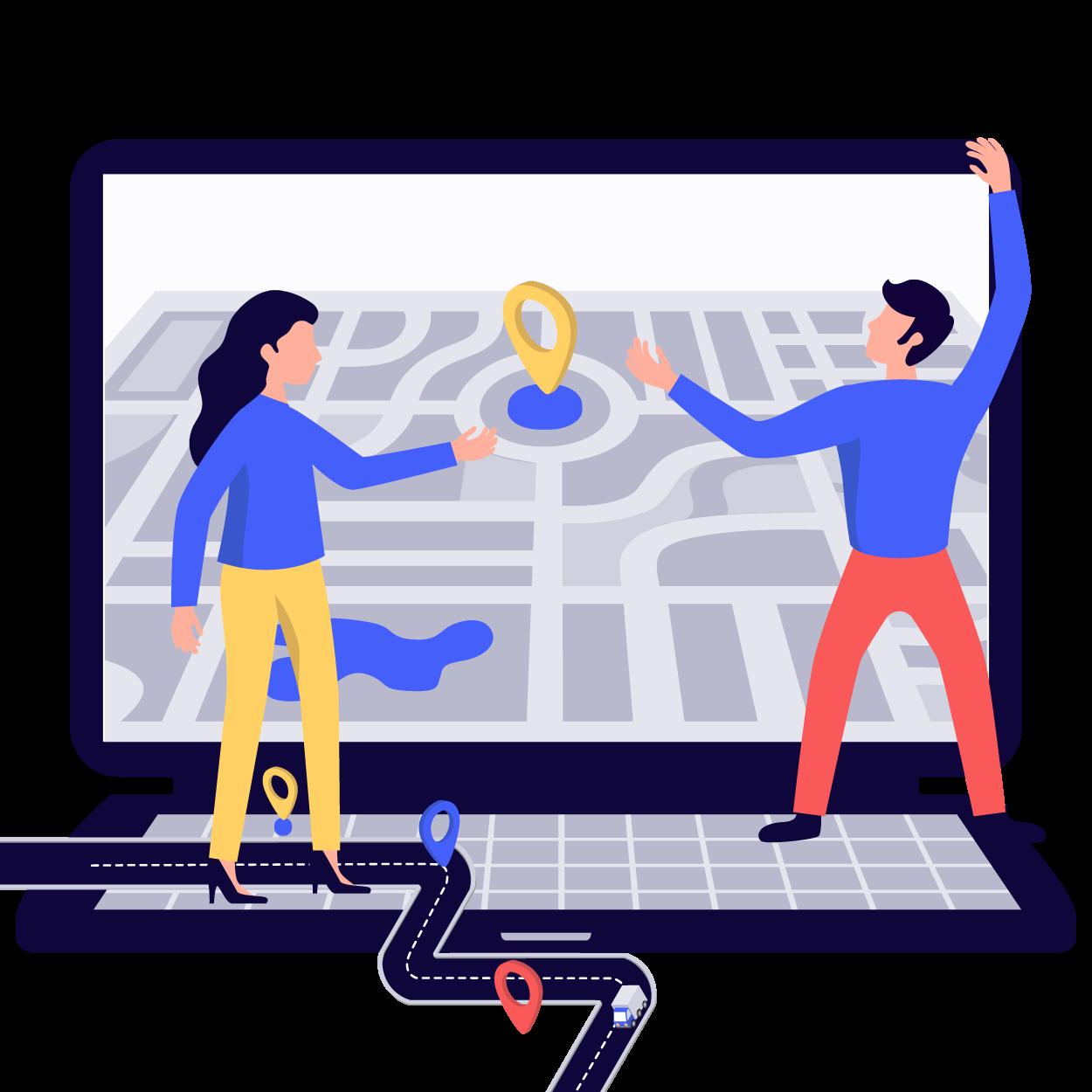 Outil concertation en ligne : la balade interactive