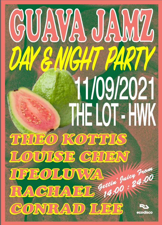 guava jamz day and night party