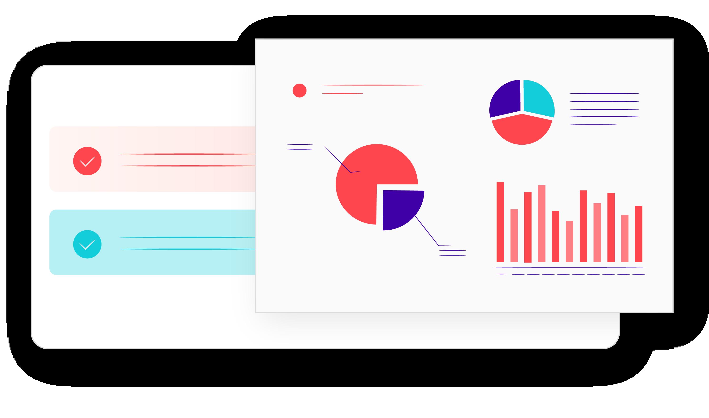 pie graph displaying data