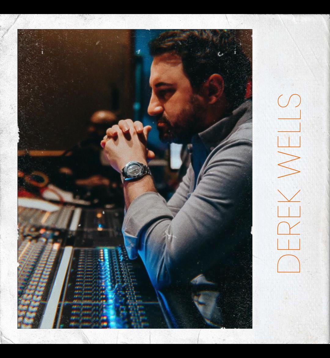 Derek Wells