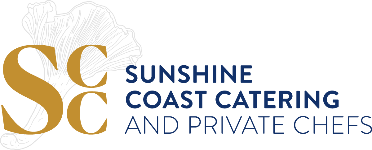 Sunshine Coast Catering and Private Chefs Logo