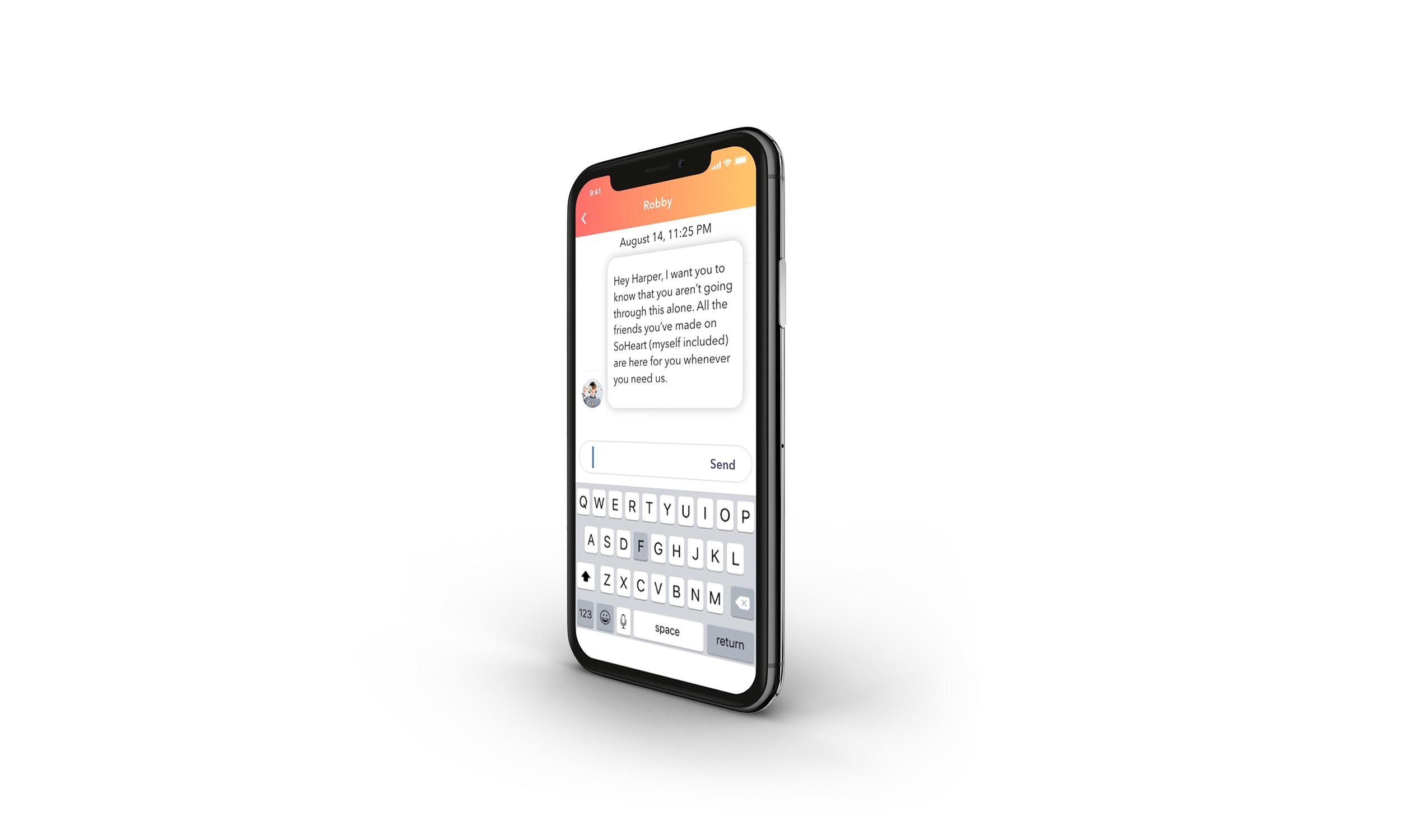 SoHeart App
